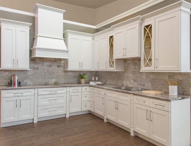 Walnut Ridge Cabinetry Shaker White Kitchen Cabinet Company Great American Kitchen Bath Express Ashland Ky Wv Oh